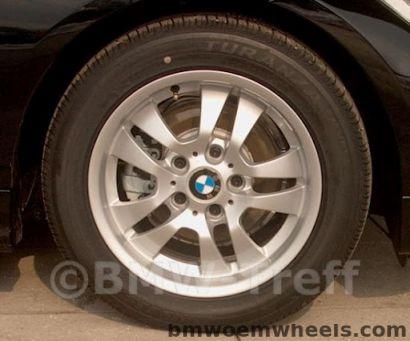 BMW wheel style 154