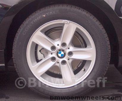 BMW wheel style 140