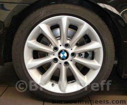 BMW wheel style 340