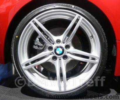 BMW wheel style 326