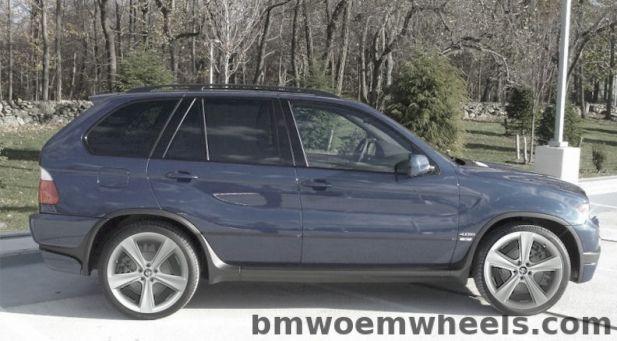 e53 bmw wheels
