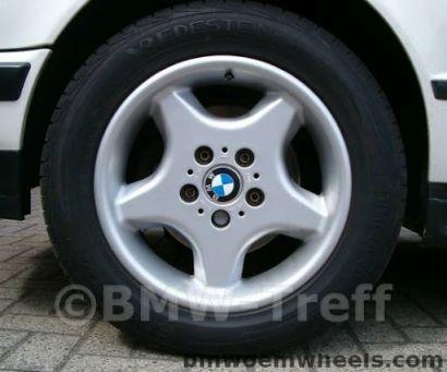 BMW wheel style 16