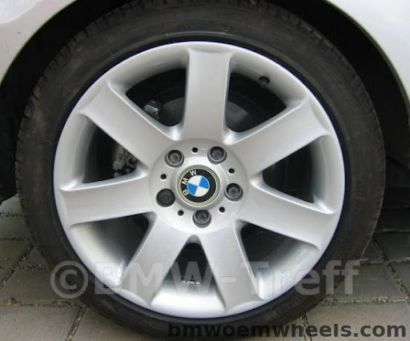 Στυλ τροχού της BMW 44