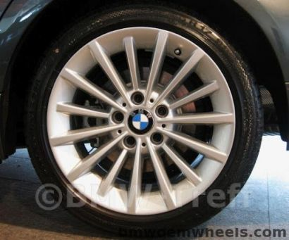 BMW wheel style 284