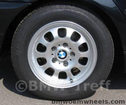 Stile ruota BMW 46