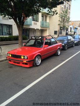 Στυλ τροχού της BMW 9