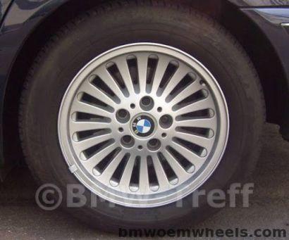 BMW wheel style 33