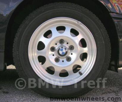 Stile ruota BMW 34