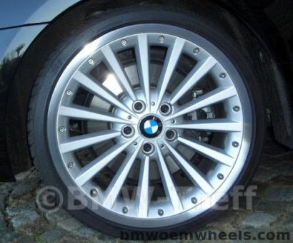 BMW wheel style 198