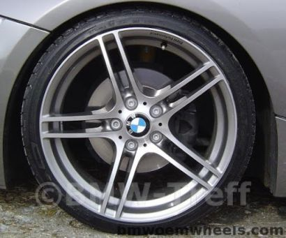 BMW stile ruota 313