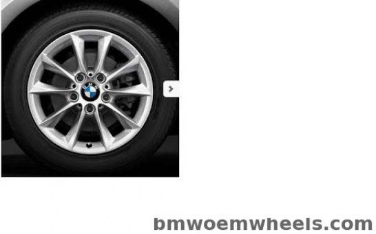 Στυλ τροχού BMW 411
