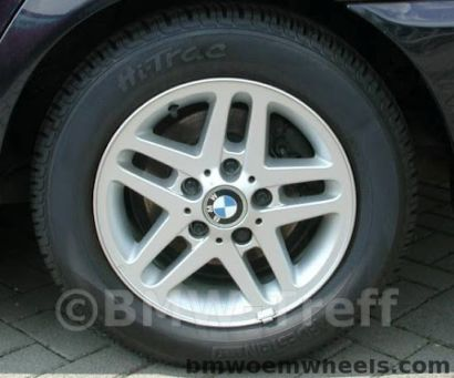 BMW wheel style 53