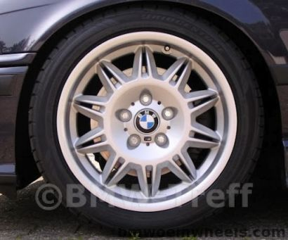 BMW wheel style 39