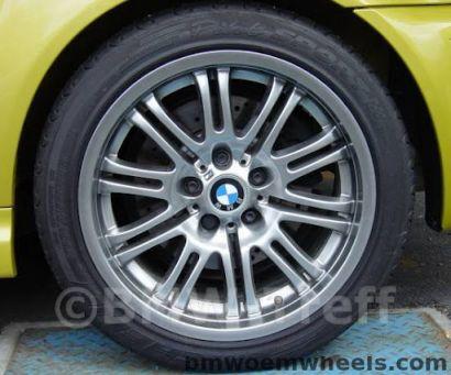 BMW wheel style 67