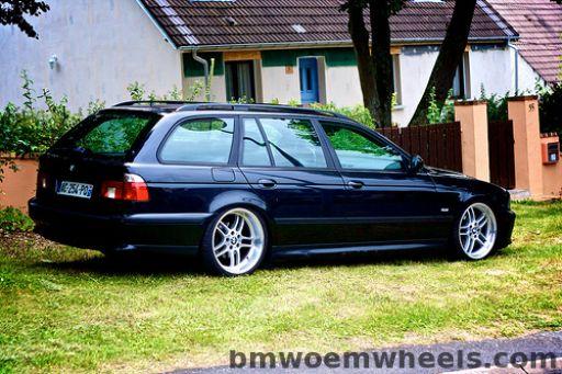 e39 wagoon style 37 wheels