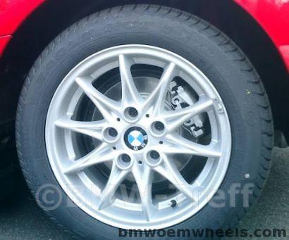 BMW wheel style 104