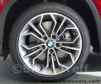 BMW wheel style 323