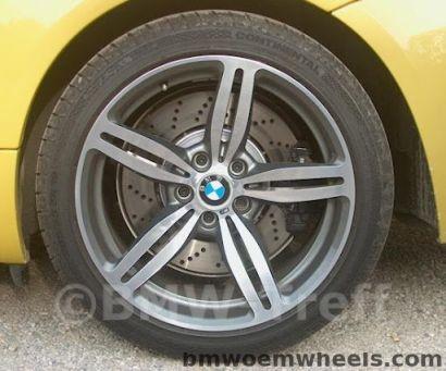 Στυλ τροχού BMW 167