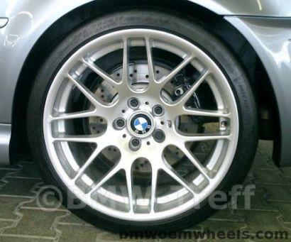 BMW wheel style 163