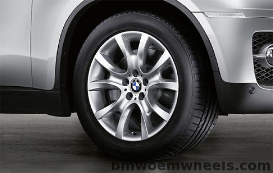 BMW wheel style 257