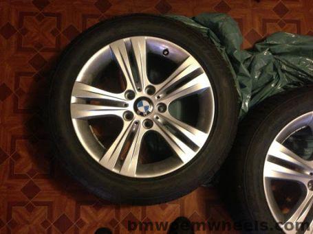 Στυλ τροχού BMW 392