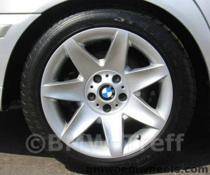 BMW wheel style 81