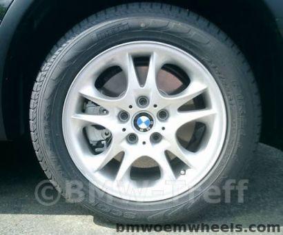 Το στυλ των τροχών της BMW 111