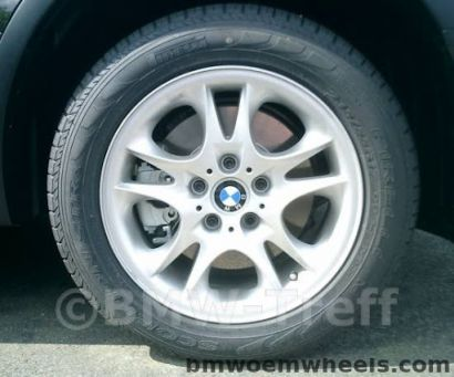 BMW wheel style 111