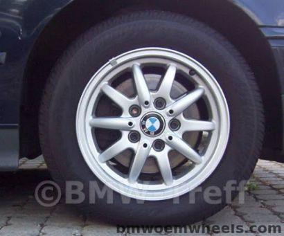BMW wheel style 27