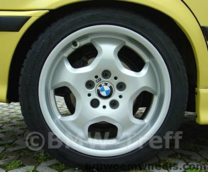 BMW wheel style 23