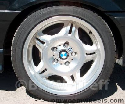 BMW wheel style 24