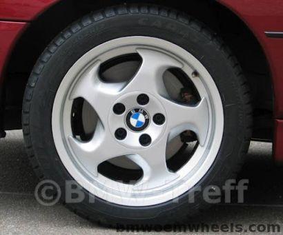 BMW wheel style 21
