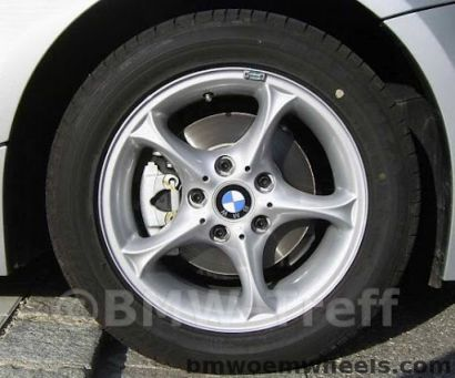 BMW wheel style 102