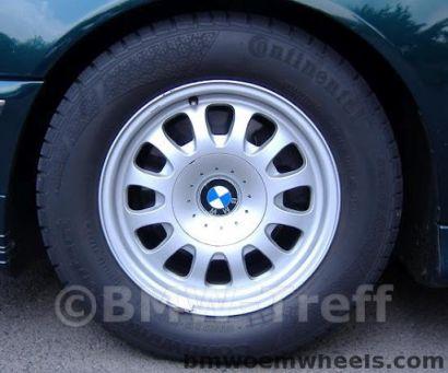 BMW wheel style 31