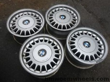 factory bmw style 2 wheels