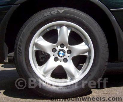 Stile ruota BMW 58