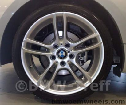 BMW wheel style 261