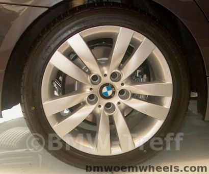 BMW wheel style 161