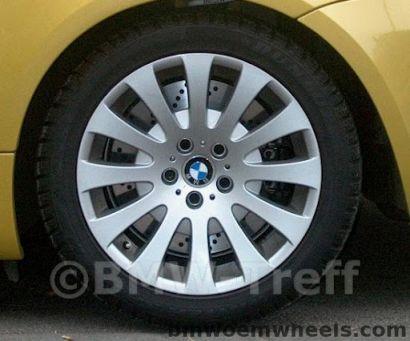 BMW wheel style 118