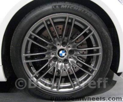 BMW wheel style 260