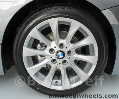 BMW wheel style 201