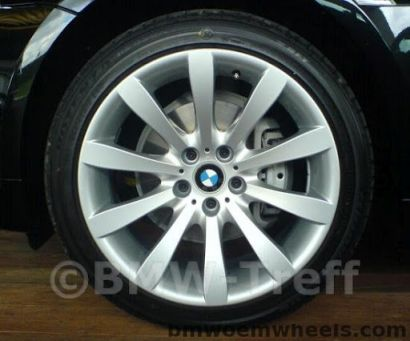 BMW wheel style 218