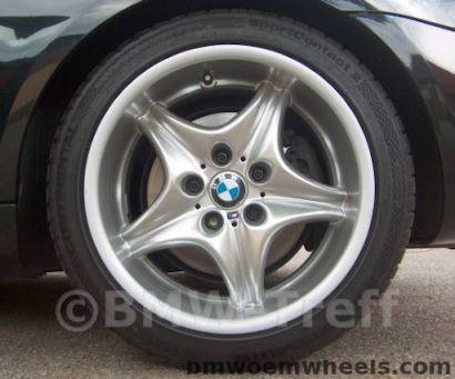 Στυλ τροχού της BMW 40