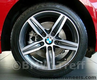 BMW στυλ τροχού 379