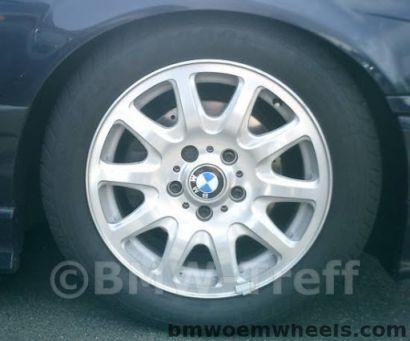BMW wheel style 25
