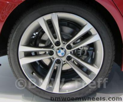 Στυλ τροχού BMW 397