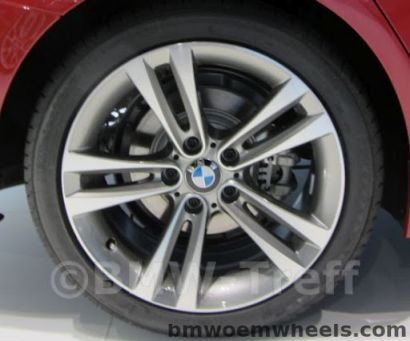 BMW wheel style 397