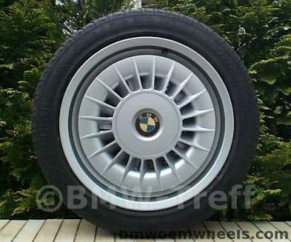 BMW wheel style 20