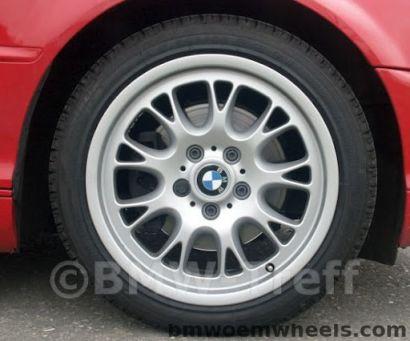 BMW wheel style 133