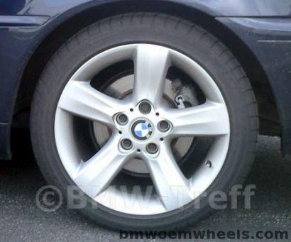 BMW wheel style 119